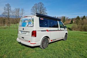 Novo pri CCC - VW California 6.1 Coast