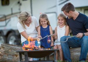 5 predlogov za družinski izlet z avtodomom po Sloveniji